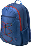 15.6 ACTIVE BLUE/RED BACKPACK