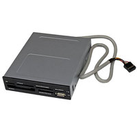 3.5in Front Bay USB Memory Card Reader