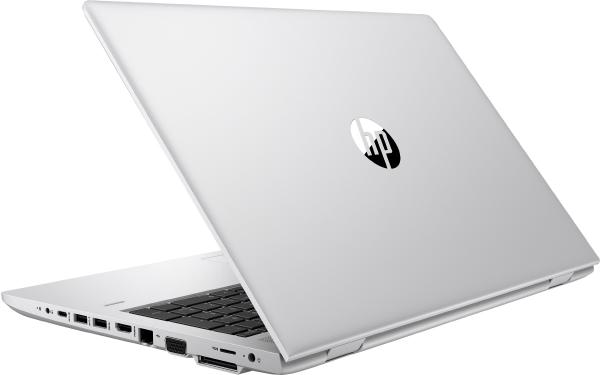"HP ProBook 650 G4 (15.6"")-Intel i5-8250U,8 GB DDR4- 256 GB SSD"