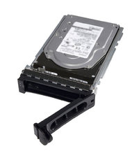 "DELL 2TB 3.5"" SATA 7.2K RPM, 6GBPS, HOT PLUG HARD DRIVE"