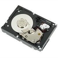"DELL 4TB 3.5"" SATA 7.2K RPM, 6GBPS, NON HOT PLUG HARD DRIVE, 512N"