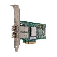 QLogic 2562 Dual Port 8Gb Optical Fibre