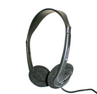 MM Headset W/ VOL CTRL
