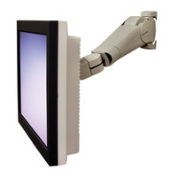 400 Series Wall Mount LCD arm
