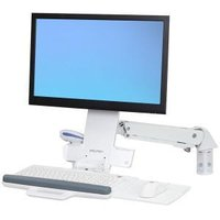 SITSTAND COMBO ARM WHITE