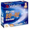Blu Ray BD-RE 2X 25GB 5pack