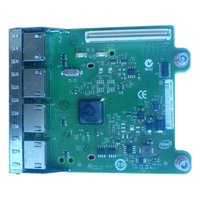 DELL INTEL ETHERNET I350 QP 1GB NETWORK DAUGHTER CARD,CUSKIT