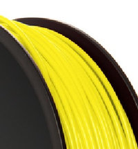 PLA 3.00mm Yellow 1kg reel