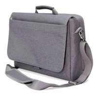 LM340 Grey Messenger Bag