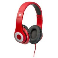 OVER-EAR CALSSIC AUDIO HEADPHONES - RED