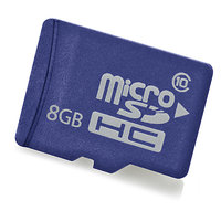 HP 8GB Micro sd EM Flash Media Kit
