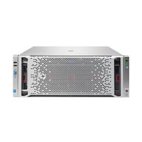 HP DL580 GEN9 E7-4809V3 2P 64GB SVR