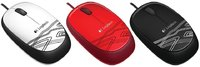 M105 CORDED MOUSE - RED