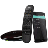 Logitech Harmony Companion Universal Remote Control - For iPhone, iPad, iPad Mini, PC, Mac, TV, etc