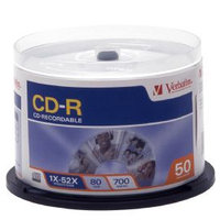 CD-R 50pk Spindle