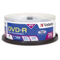 DVD-R 25pk Spindle