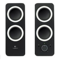 Z200 Multimedia Speakers- Midnight Black