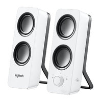 Z200 Multimedia Speakers - Snow White