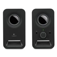Z150 Multimedia Speakers- Midnight Black