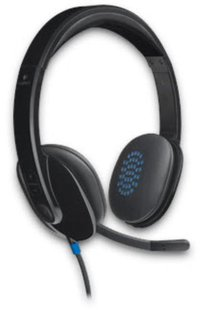 H540 USB HEADSET - BLACK