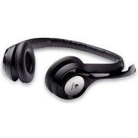 Logitech H390 USB Digital Headset - Stereo - USB - Wired - 20 Hz - 20 kHz