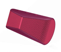 X300 Mobile Speaker - Red / Red Grill