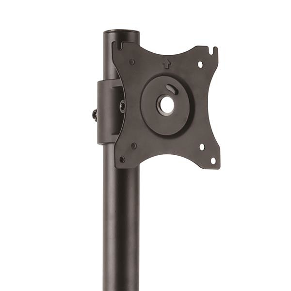 Vertical Dual Monitor Mount - Steel