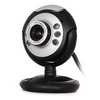 Laser AO-EZCAMEL 1.3MP Web Cam with Microphone, USB 2.0