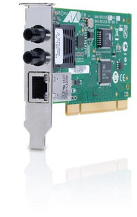 Small Factor PCI 100FX (ST) Adpt card w