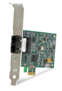 PCI-EXPRESS FIBER ADAPTER CARD 100MBPS