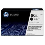 CF280A 80A BLACK TONER CARTRIDGE