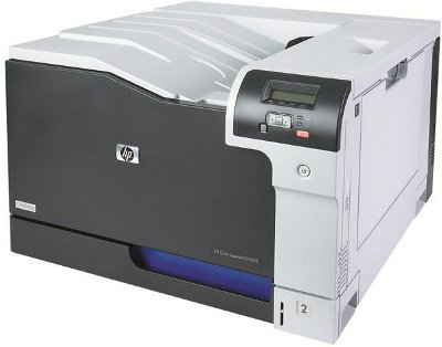 COLOR LASERJET ENT CP5225DN PRINTER A3
