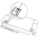 Epson High Capacity Cut Sheet Feeder LQ-