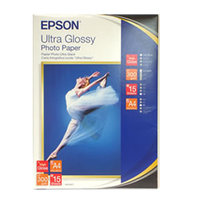 S041927 ULTRA GLOSSY PHOTO PAPER A4