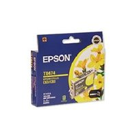 T0474 INK CARTRIDGE YELLOW 250