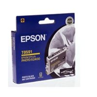 Epson T0591 Black Ink Cart