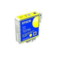 T0754 C59 INK CARTRIDGE YELLOW