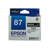 T0878 INK CARTRIDGE MATTE BLACK R1900