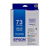 73N INK CARTRIDGE & PAPER VALUE PACK