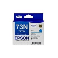 73N STD CAP DURABRITE INK CARTRIDGE CYAN