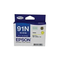 Epson 91N Yellow Ink Cart