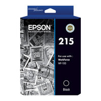 Epson 215 Black Ink Cart
