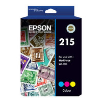 Epson 215 Colour Ink Cart