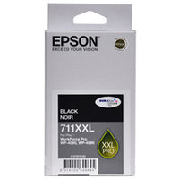711XXL CAPACITY BLACK INK CARTRIDGE FOR WP-4590, 4090