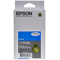 711XXL CAPACITY CYAN INK CARTRIDGE FOR WP-4590, 4090