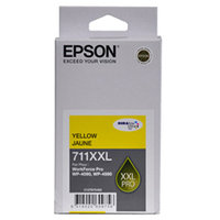 711XXL CAPACITY YELLOW INK CARTRIDGE FOR WP-4590, 4090
