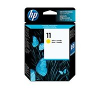 HP #11 Yellow Ink Cart C4838A