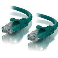 ALOGIC 2m Green CAT5e network Cable