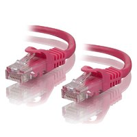 ALOGIC 2m Pink CAT5e network Cable