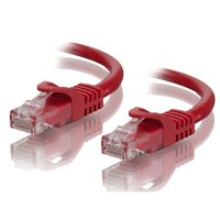 ALOGIC  2m Red CAT5e network Cable